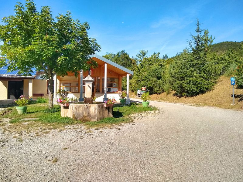 Camping - Les Thibeauds - Miscon