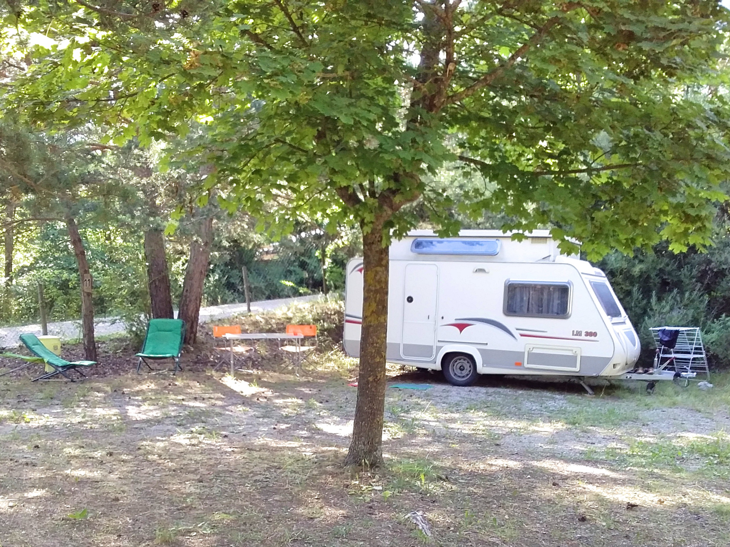 Camping - Les Thibauds - Miscon